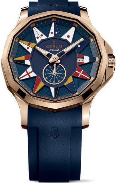 Bargain Corum Watch Admiral Legend 42 Stockists