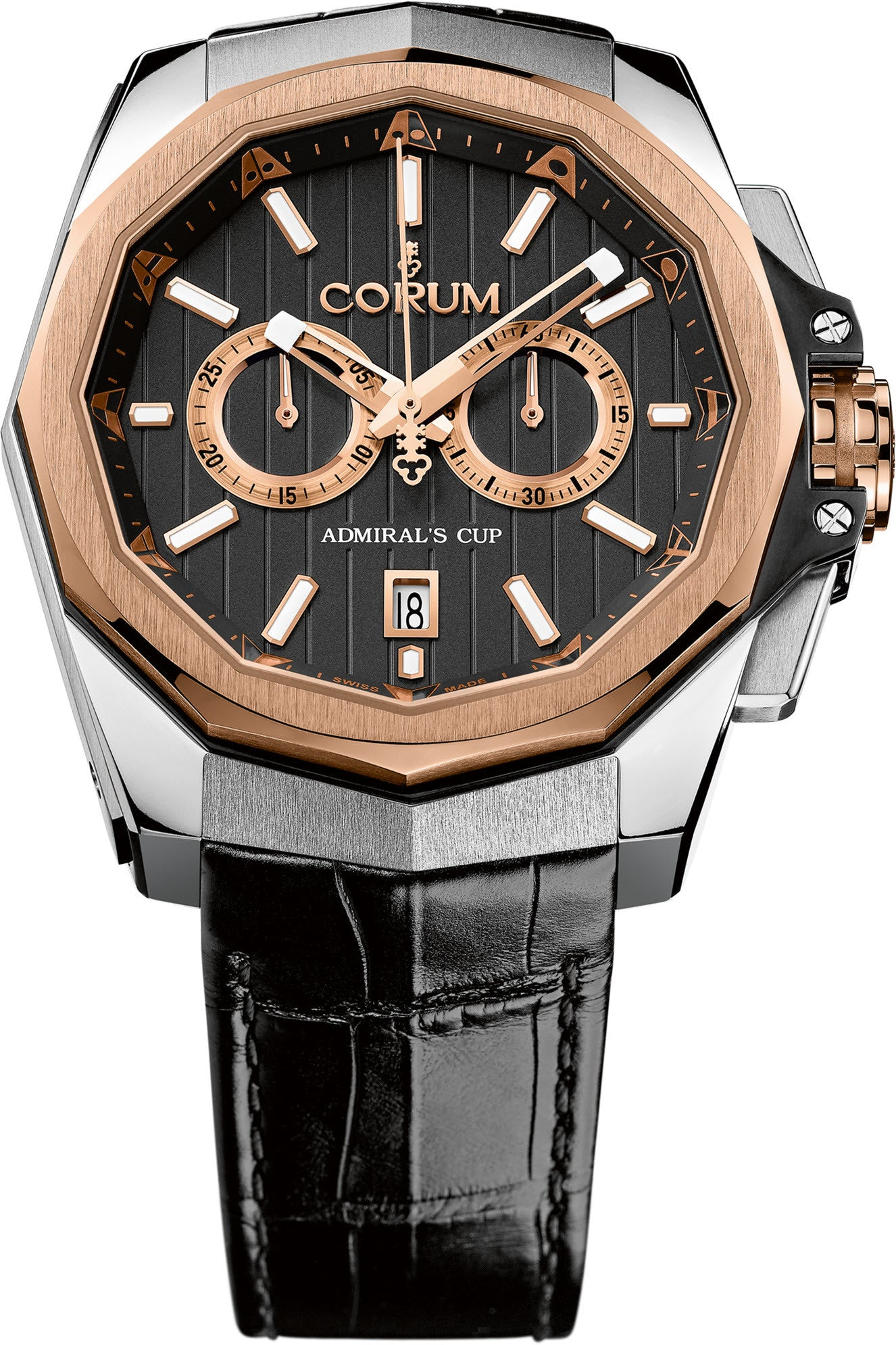 Bargain Corum Watch Admirals Cup AC-One 45 Chronograph Stockists