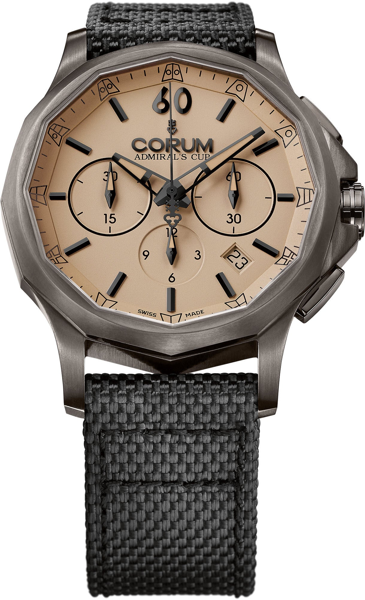 Bargain Corum Watch Admirals Cup Legend 42 Chronograph Stockists