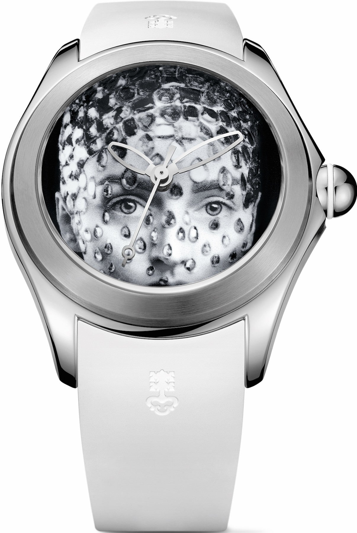 Bargain Corum Watch Bubble 42 Juliette Jourdain Limited Edition Stockists