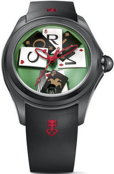Bargain Corum Watch Bubble 42 Limited Edition Stockists