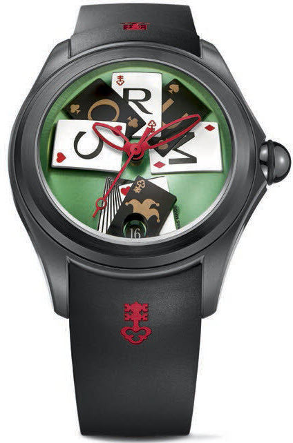 Bargain Corum Watch Bubble 47 Game Limited Edition Stockists