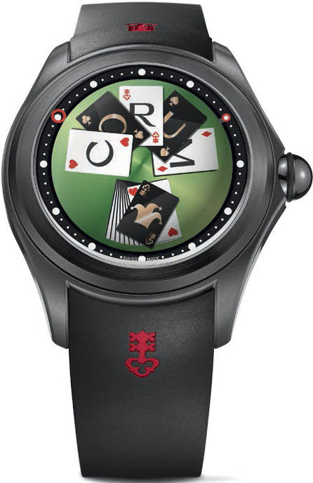 Bargain Corum Watch Bubble Magical 52 Game Limited Edition Stockists