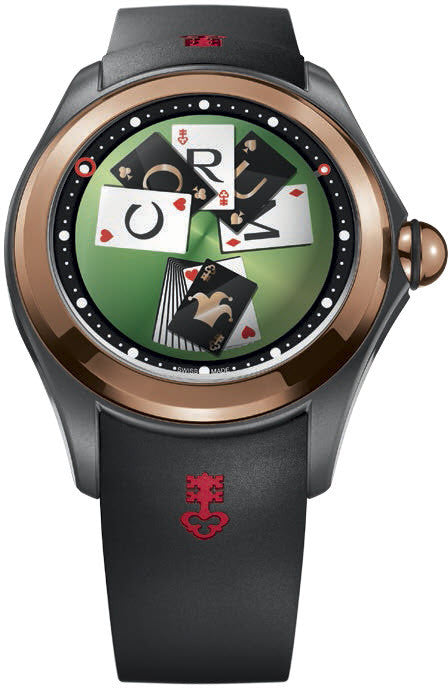 Bargain Corum Watch Bubble Magical 52 Game Pre-Order Stockists