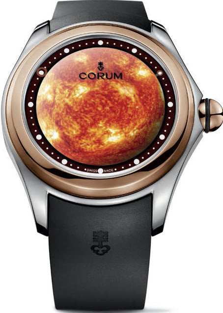 Bargain Corum Watch Bubble Magical 52 Solar Pre Order Stockists