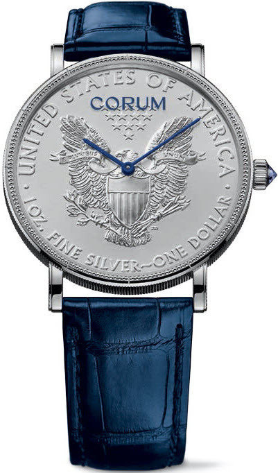Bargain Corum Watch Heritage Coin Stockists