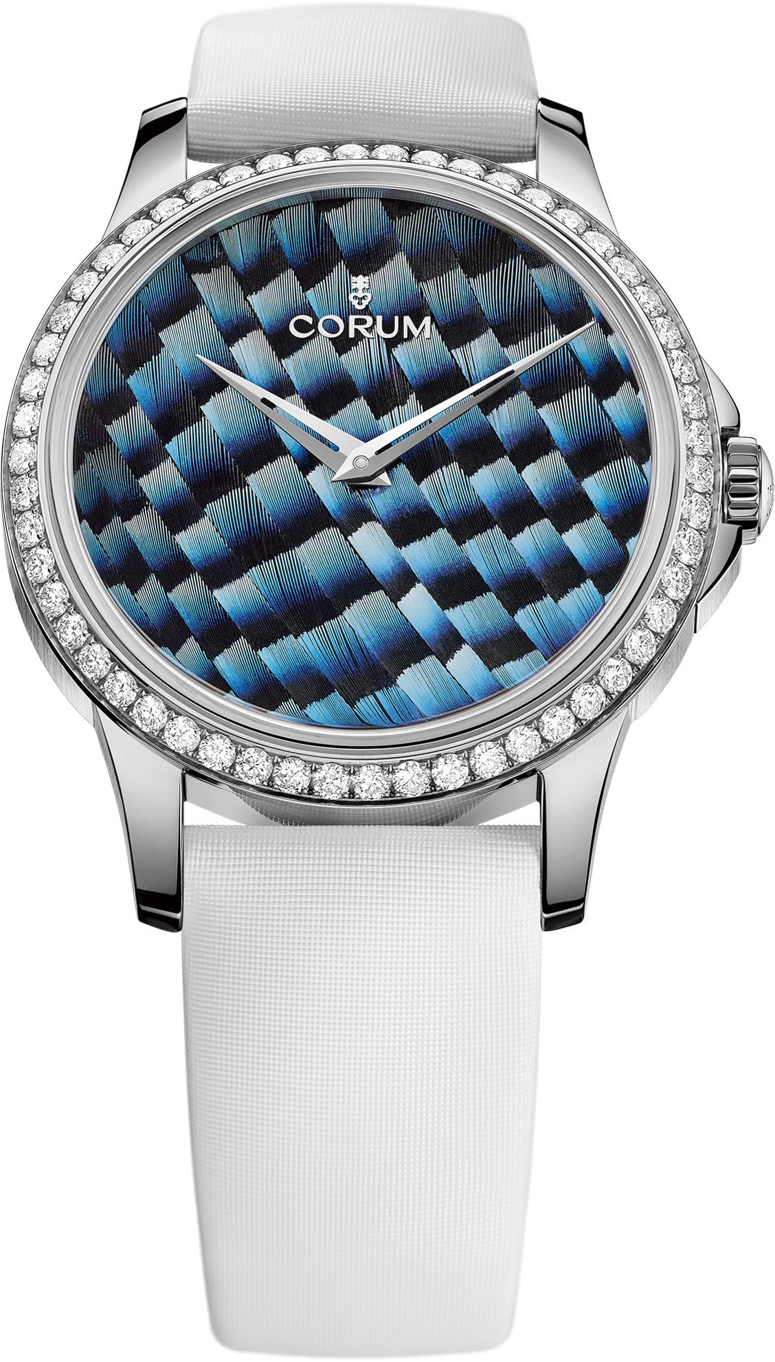 Bargain Corum Watch Heritage Feather Stockists