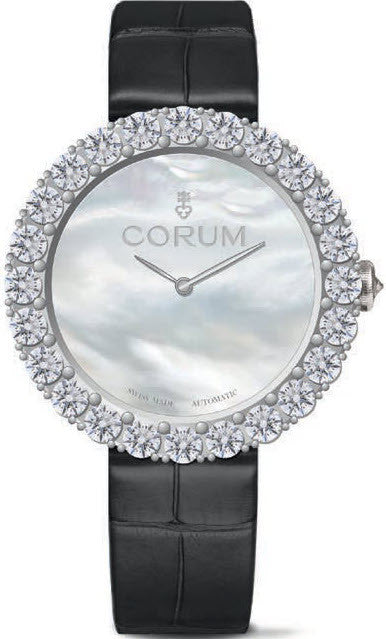 Bargain Corum Watch Heritage Sublissima Limited Edition Stockists