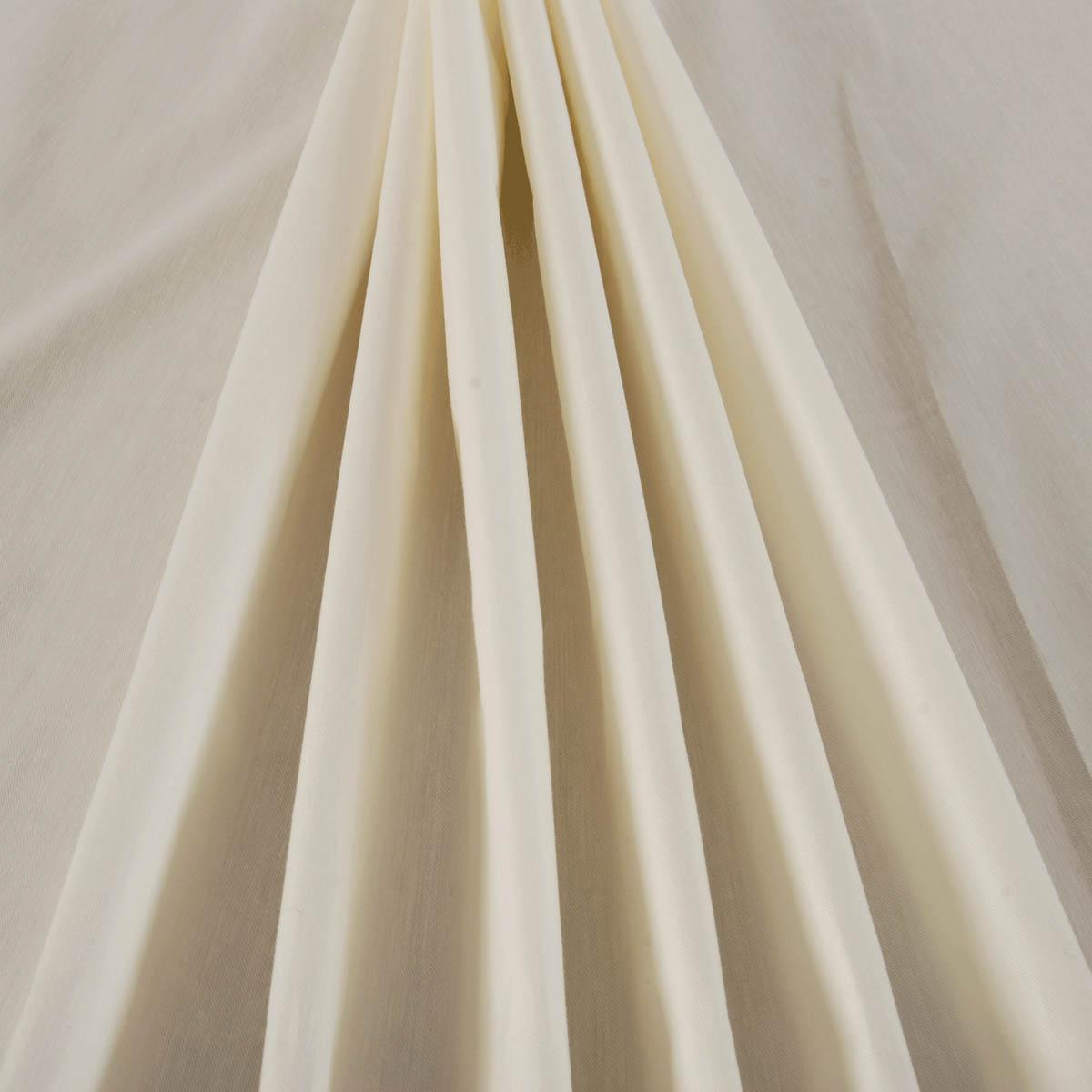 Stockists of Cream 54 Poly Cotton Sateen Twill Lining