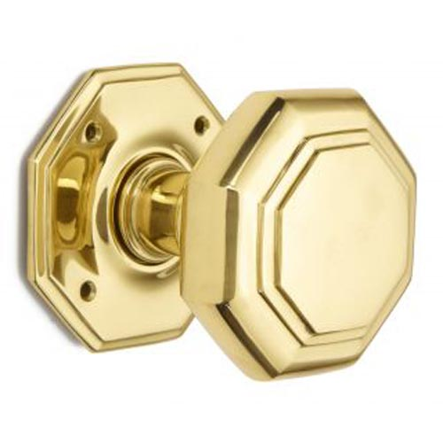 Bargain Croft 4185M Large Flat Octagonal Knob Stockists