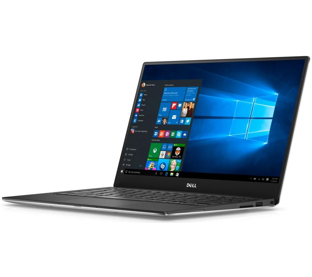 Bargain DELL XPS 13 Laptop   Silver, Silver Stockists