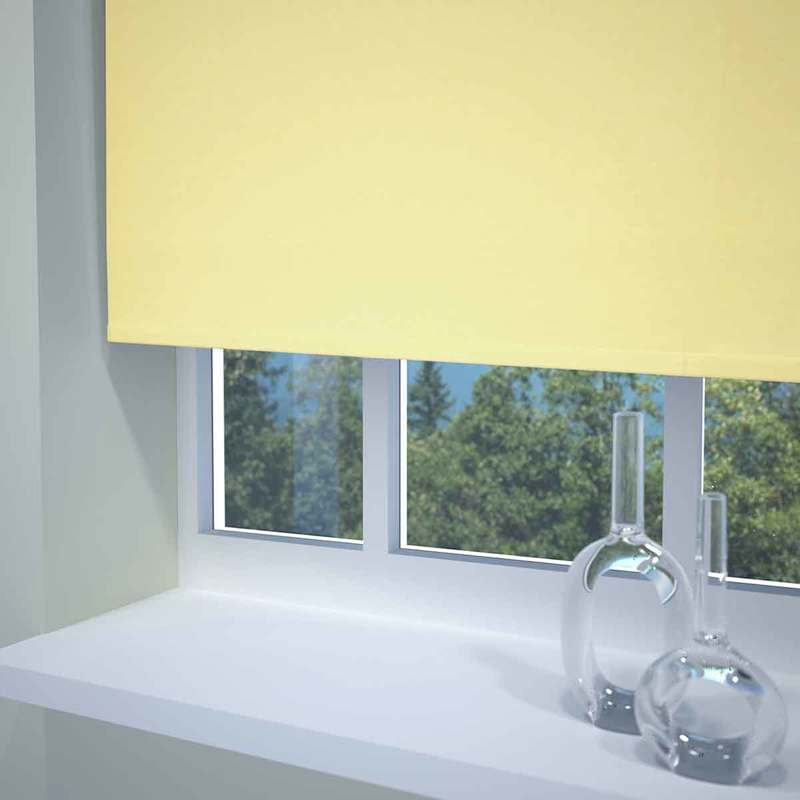 Stockists of Dawn Kensington Plain Roller Blind