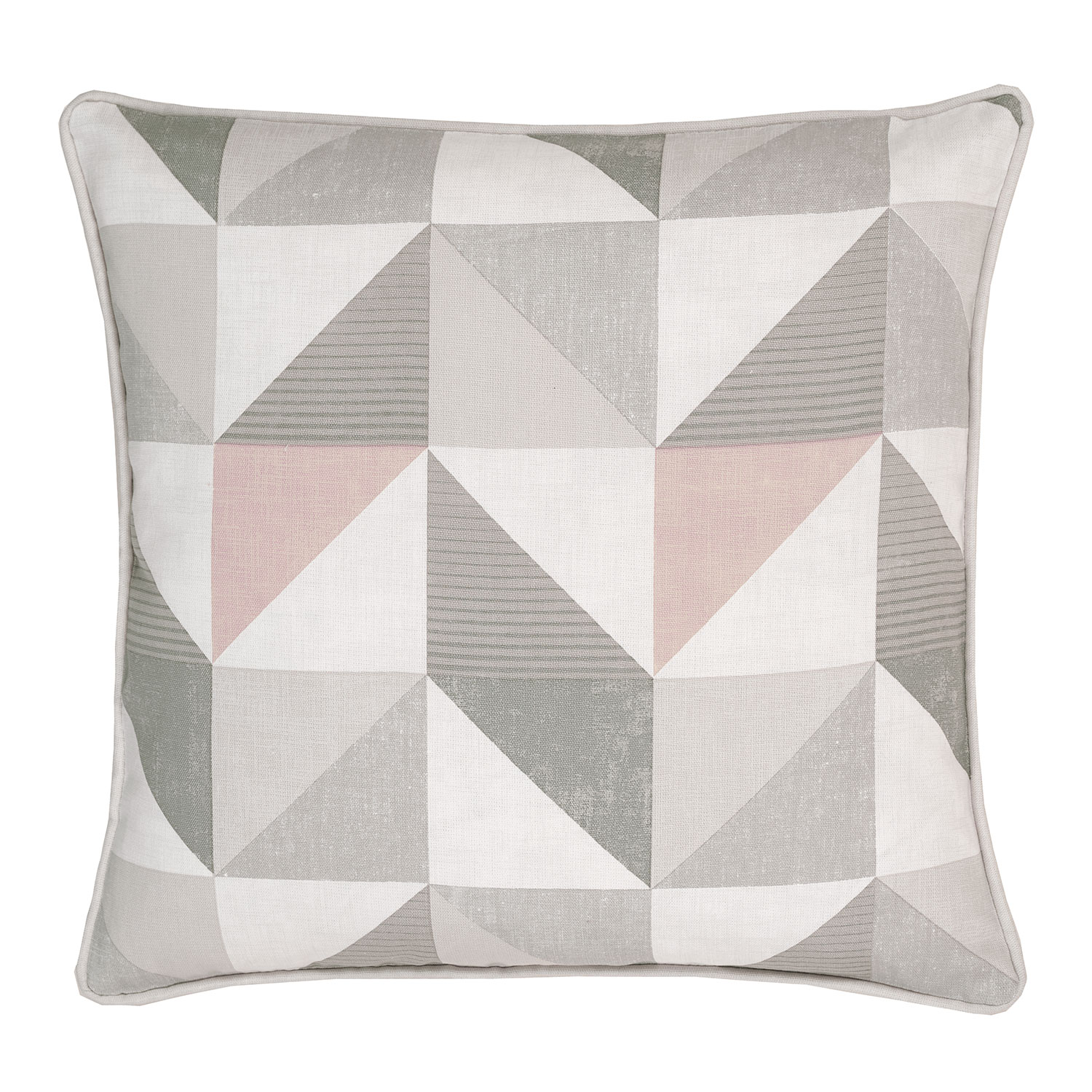 Bargain Delta Mauve Luxury Filled Square Cushion Stockists