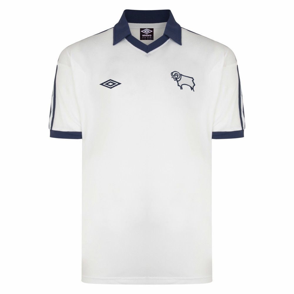 Best Derby County 1978 Umbro shirt Stockists