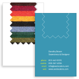 Stockists of Designers Business Cards, 50 qty