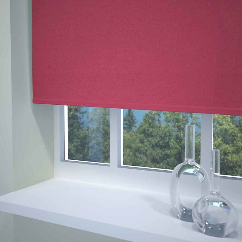 Bargain Divine Kensington Plain Roller Blind Stockists