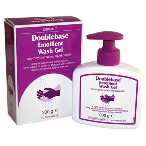 Bargain Doublebase Emollient Wash Gel 200g Stockists