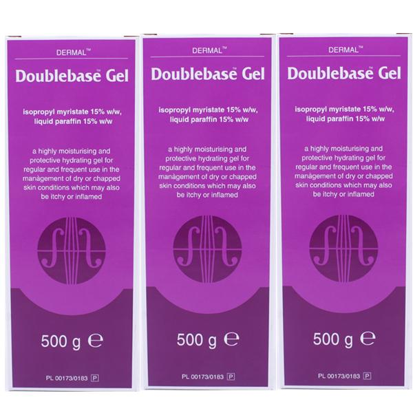 Bargain Doublebase Gel Triple Pack   3x 500g Stockists