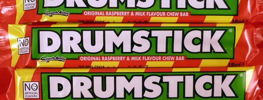 Bargain Drumstick Chew Bars Stockists
