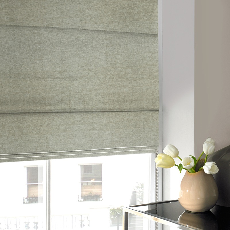 Stockists of Earth Wessex Roman Blind