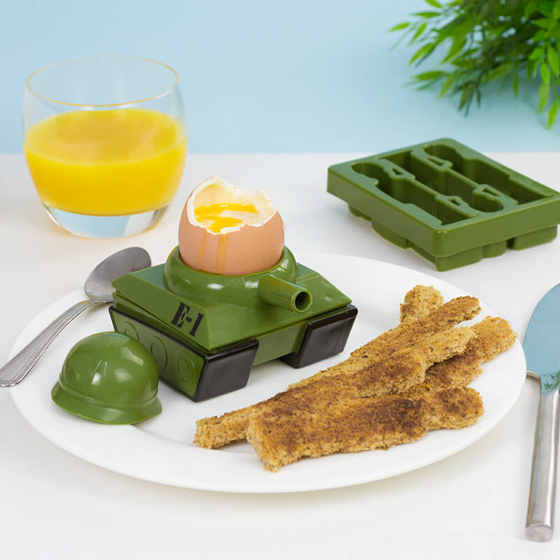 Bargain Egg-splode Egg Cup and Toast Cutter Stockists