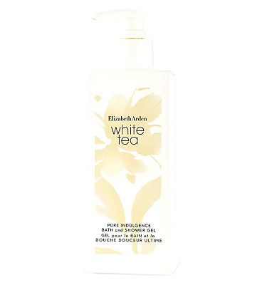 Bargain Elizabeth Arden White Tea Pure Indulgence Bath & Shower gel 400ml Stockists