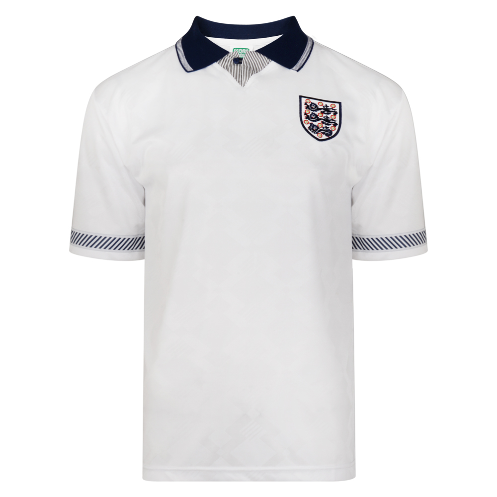 Best England 1990 World Cup Finals Retro Football Shirt Stockists
