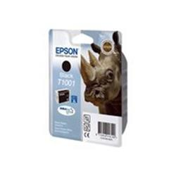 Bargain Epson T1001 - Print cartridge - 1 x black Stockists