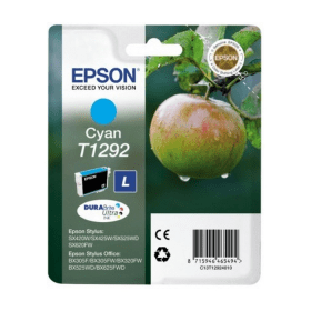 Bargain Epson T1292 Original High Capacity Cyan Ink Cartridge Stockists