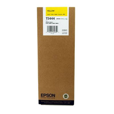 Bargain Epson T5444 Yellow 220ml Ink Cartridge Stockists
