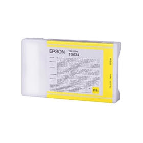 Bargain Epson T6024 Original Yellow Ink Cartridge Stockists
