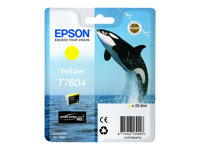 Best Epson T7604   yellow   original   ink cartridge Stockists