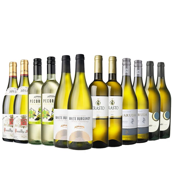 Best European White Selection Case Stockists