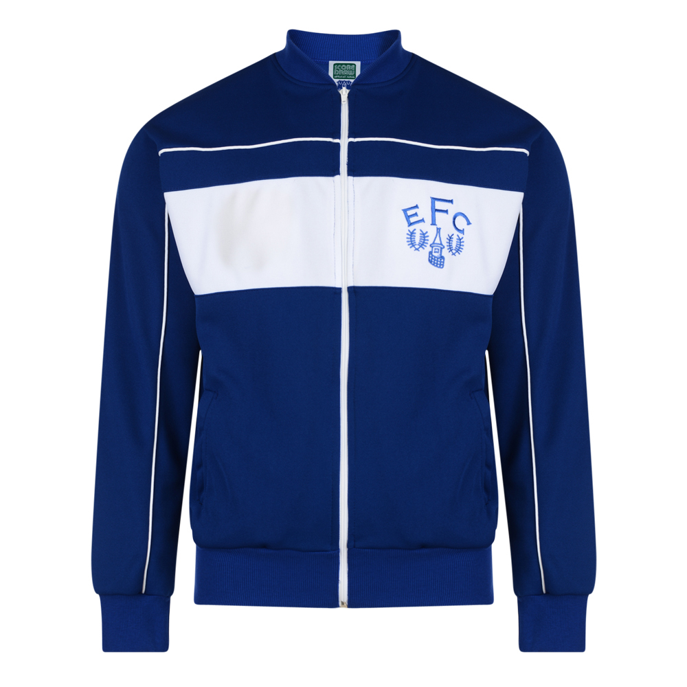Best Everton 1982 Retro Football Track Jacket Stockists