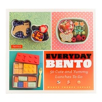 Stockists of Everyday Bento: 50 Cute And Yummy Lunches To Go