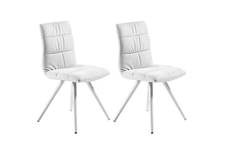 Bargain Evoque Pair of Prism Chairs Stockists