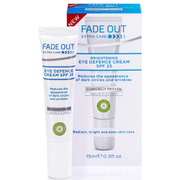 Bargain Fade Out Extra Care Brightening Eye Defence Cream 15ml Stockists