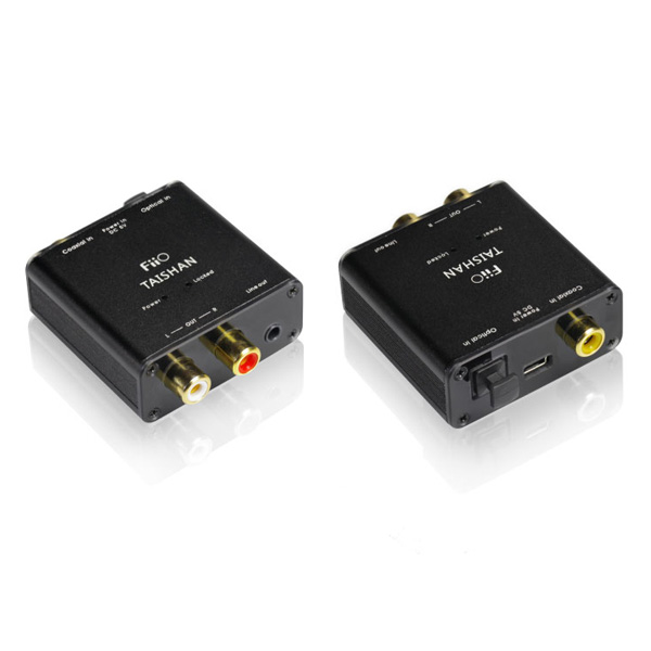 Bargain Fiio D03K Digital to Analog Audio Decoder/Converter   Optical / Coaxial   3.5 / Component Stockists