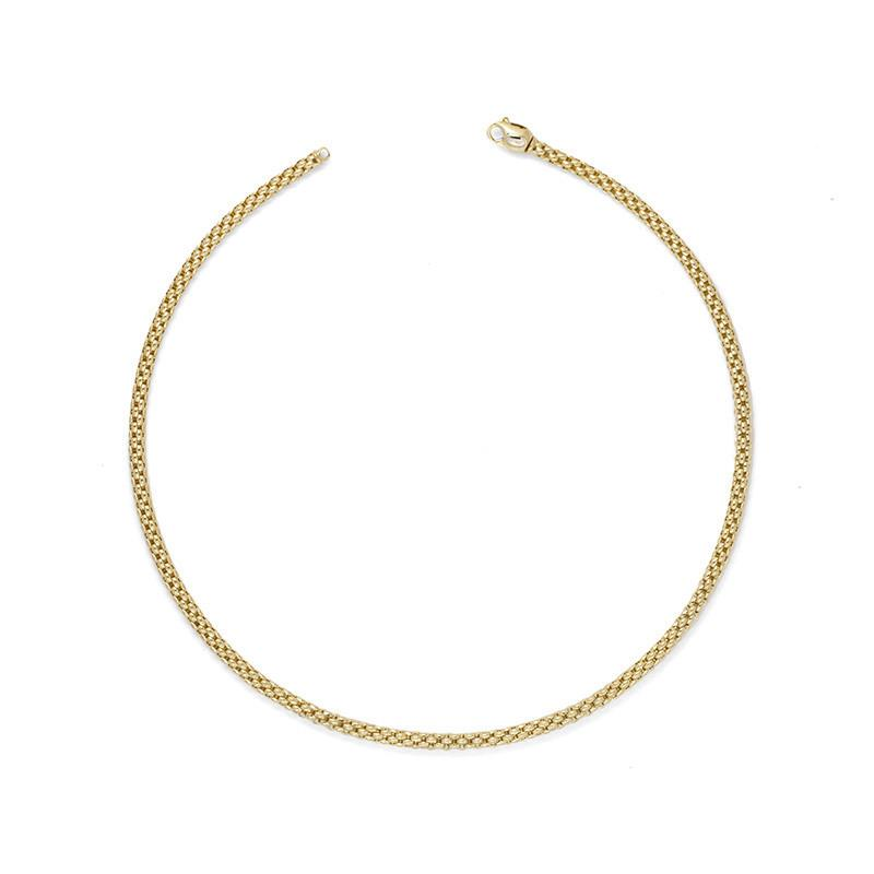 Bargain Fope 18ct Yellow Gold Unica Necklace Stockists