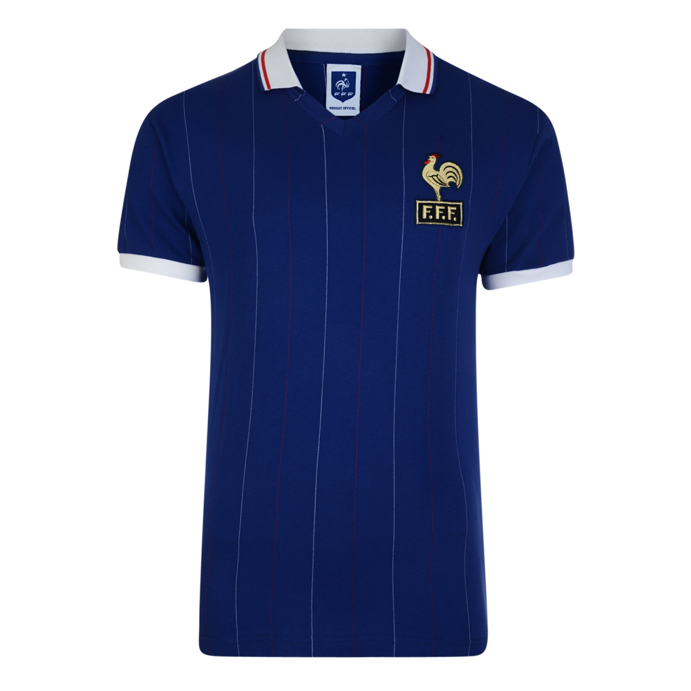Stockists of France 1982 Coupe du Monde Maillot
