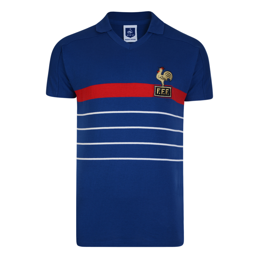 Bargain France 1984 Championnats d Europe Maillot Stockists