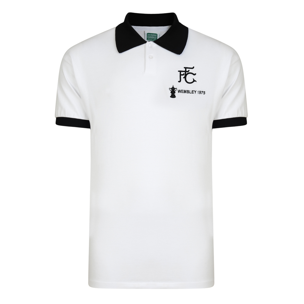 Bargain Fulham 1975 FA Cup Final Retro Football Shirt Stockists