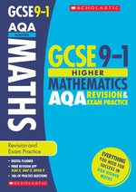 Bargain GCSE Grades 9-1: Higher Maths AQA Revision and Exam Practice Book x 30 Stockists