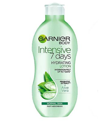 Bargain Garnier Intensive 7 Days Daily Body Lotion with moisturising ALOE VERA for Normal Skin 400ml Stockists