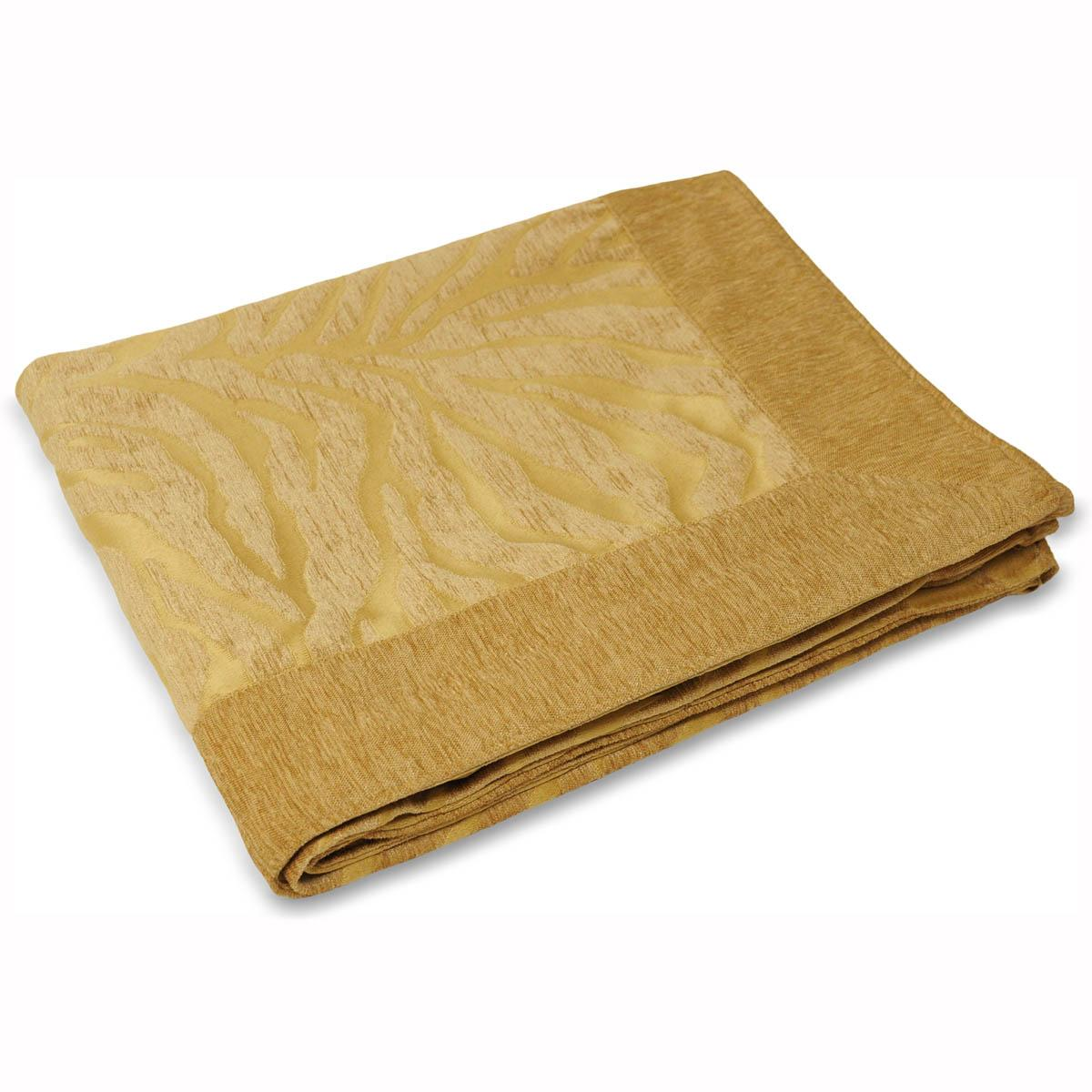 Stockists of Gold Zuma Luxury Throw
