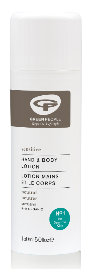 Stockists of Green People Neutral Scent Free Hand & Body Lotion - 150ml