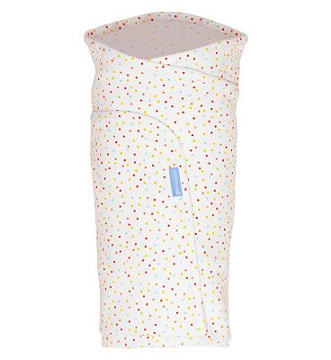 Bargain Gro Company Gro Swaddle Blanket Twin Pack   Spotty Bear Stockists