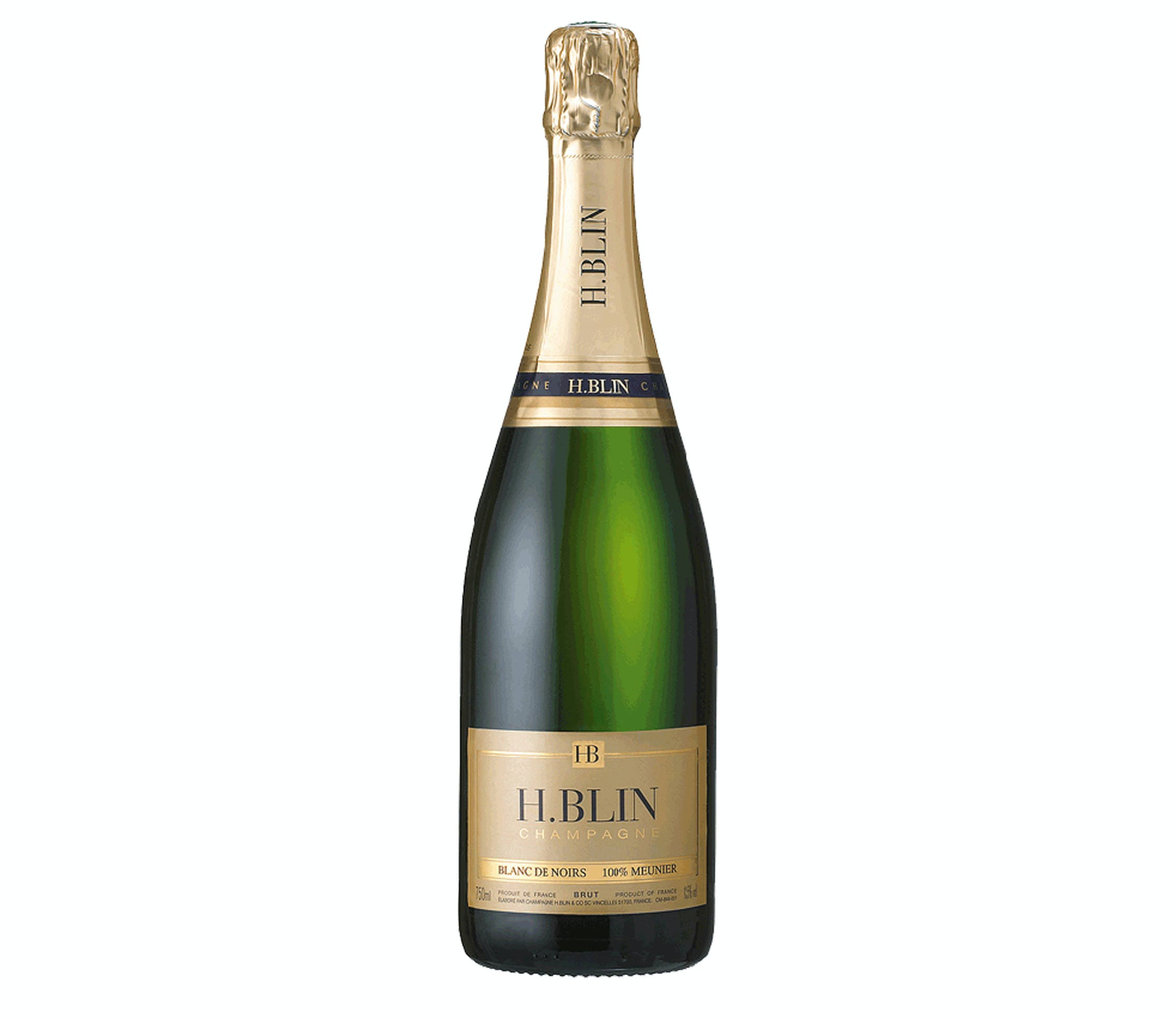 Stockists of H Blin, Champagne Demi - Sec