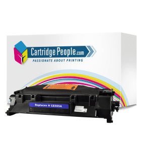 Bargain HP 05A ( CE505A ) Compatible Black Toner Cartridge Stockists