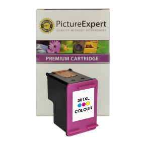 Bargain HP 301XL ( CH564EE ) Compatible High Capacity Colour Ink Cartridge Stockists